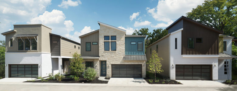 Smaller Smarter Single Family Designs That Sell